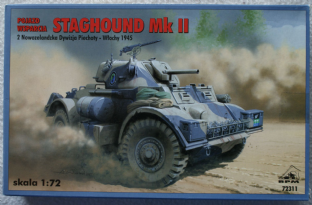 RPM 1/72 72311 Staghound MK.II